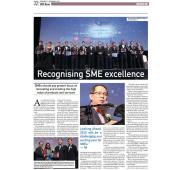 [Newspaper 6/12/2014 ] - SME RECOGNITION AWARD 2014